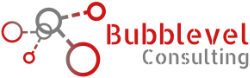 Bubblevel Consulting Logo